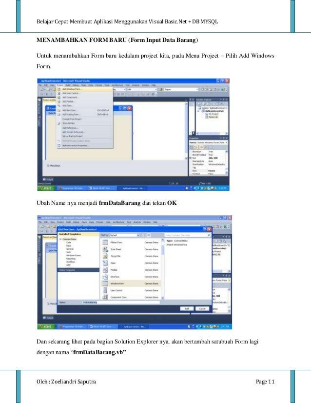Professional VB.NET Pdf