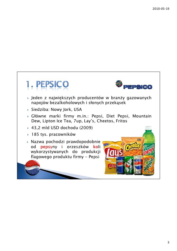 case study of pepsi Pepsi case study pdf - download as pdf file (pdf), text file (txt) or view presentation slides online.