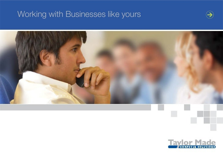 Working with Businesses like yours