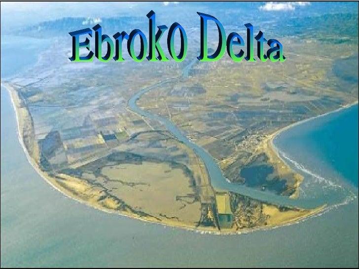 Ebroko Delta