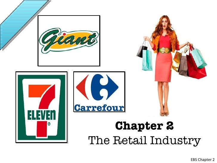 Chapter 2The Retail Industry                 EBS Chapter 2