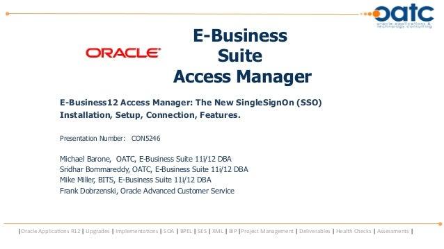 E-Business                                                                                              Suite             ...