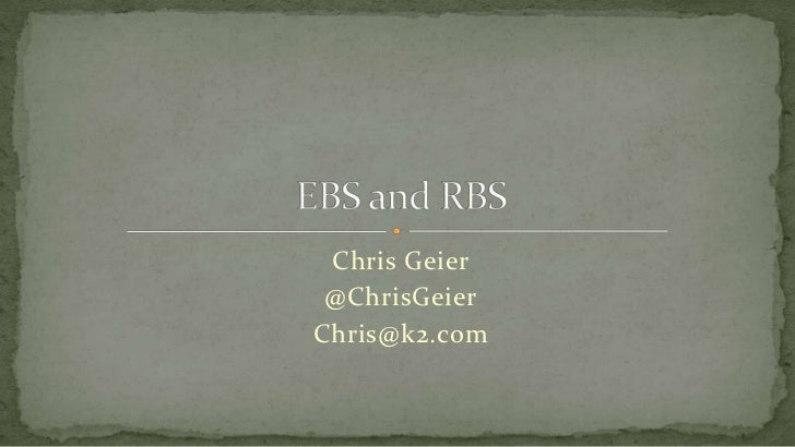 Chris Geier @ChrisGeierChris@k2.com