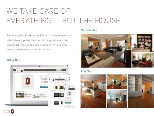 TRUSTED RESOURCE FOR REALTORS U0026 CLIENTS; 2. WE TAKE CARE OF EVERYTHING U2014 BUT  THE HOUSE Everything But The ...