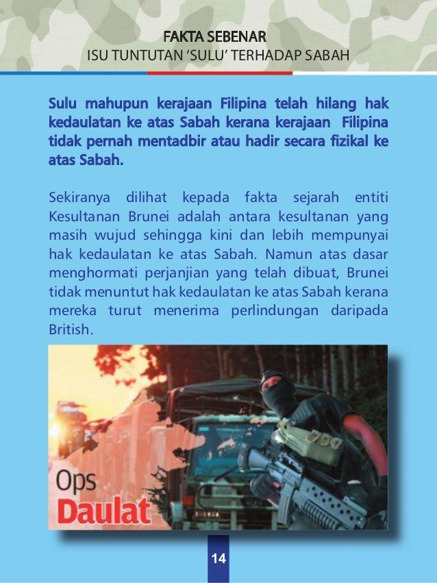 Sejarah sultan sulu di filipina dating 1