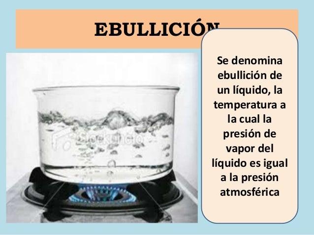 Ebullicion