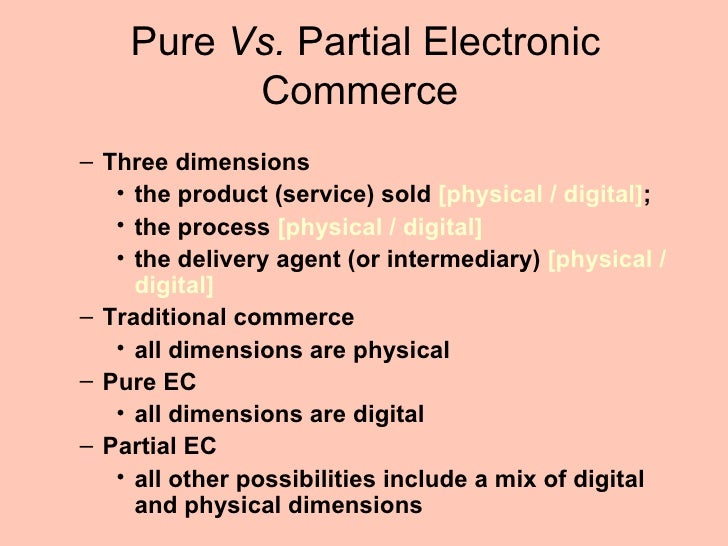 electronic commerce in malaysia E-commerce and consumer protection: the importance of legislative measures 95 is, to set standards and impose sanctions consequent on their breach, it actually.