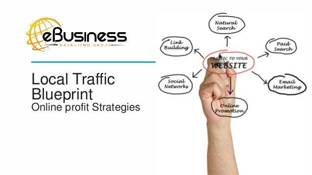 Local Traffic Blueprint Online profit Strategies