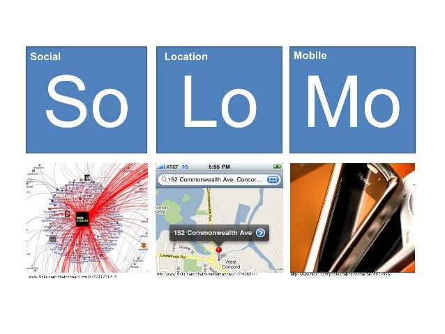 소셜미디어와 모바일의 이해 Slide 3