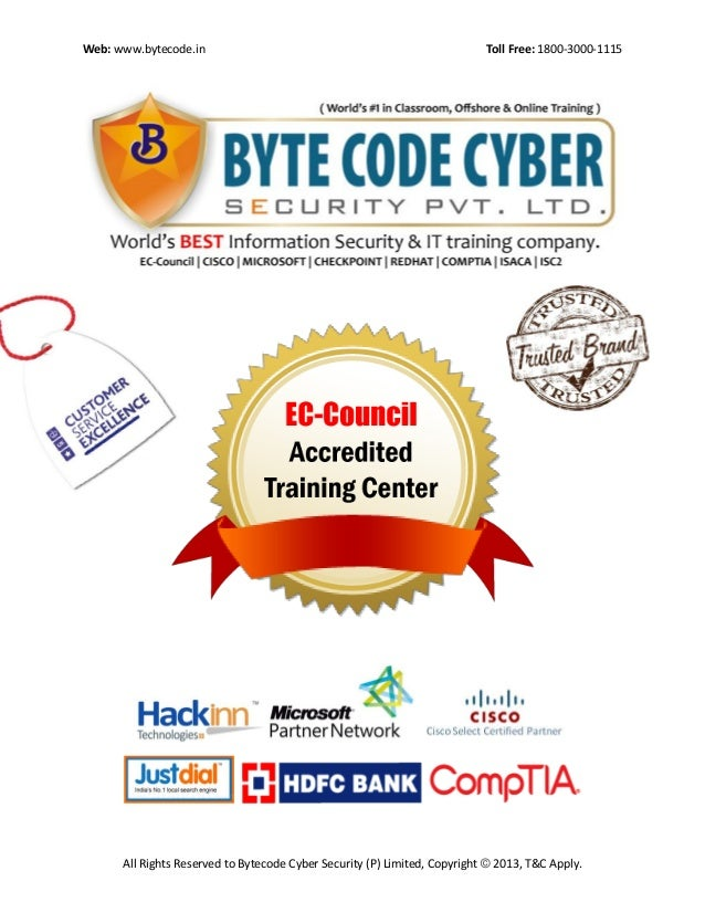 Eccouncil Certified Ethical Hacker V8 Best Training And Certificat