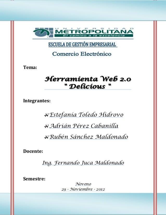 Tema:Integrantes:            Estefanía Toledo Hidrovo            Adrián Pérez Cabanilla            Rubén Sánchez Maldon...