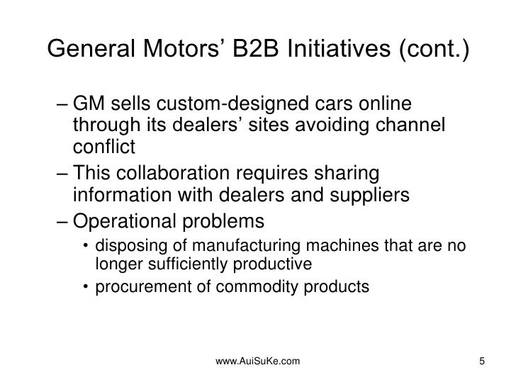 general motors e procurement View everlyn nyansikera's profile on linkedin undertake market research to collate all factors affecting procurement decisions general motors east.