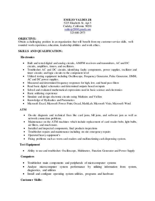 Valdes and resume resume format mba hr fresher