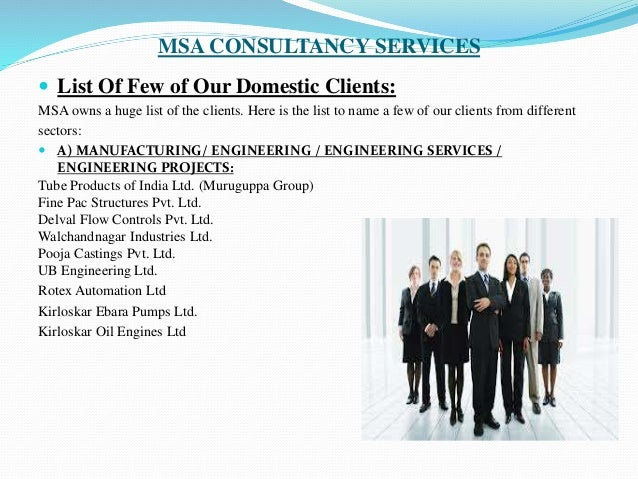 consulting firm business plan pdf