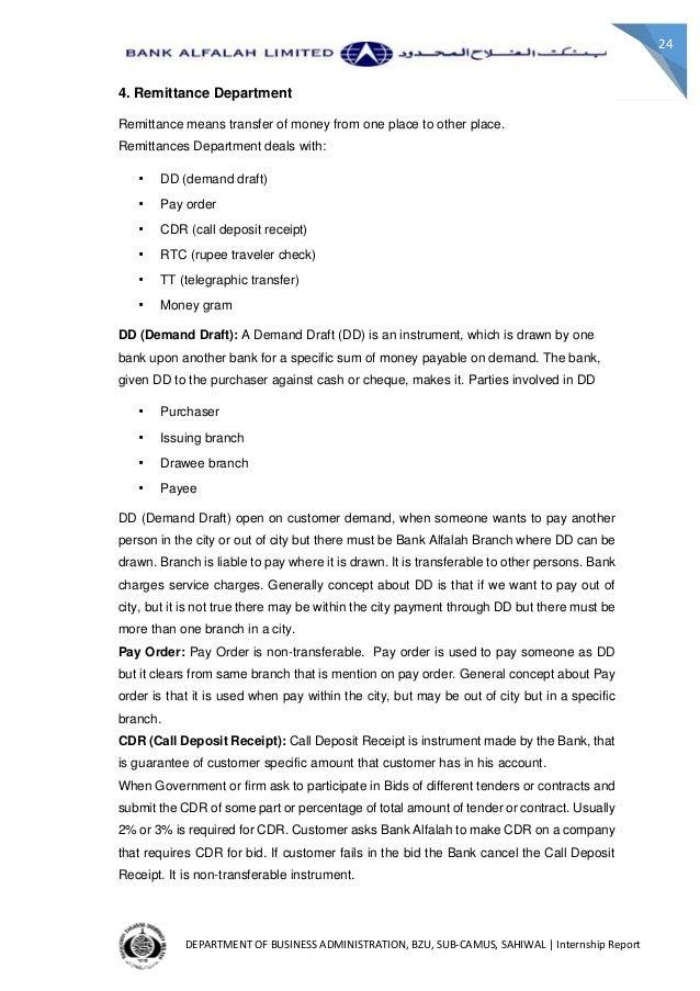 bank alfalah report Alfalah insurance company limited report contents 1 individuals and group companies including bank alfalah limited - sixth largest bank of pakistan.