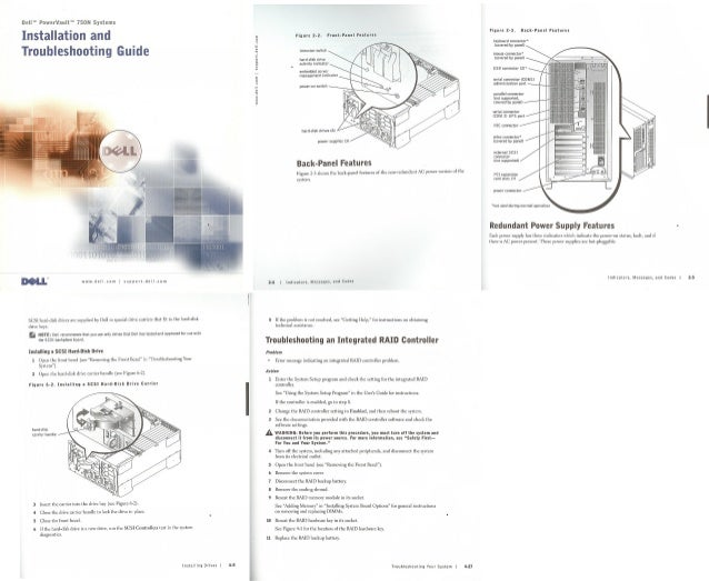 sample pages dell installation troubleshooting guide rh slideshare net Grease Interceptor Installation dell poweredge 830 installation and troubleshooting guide