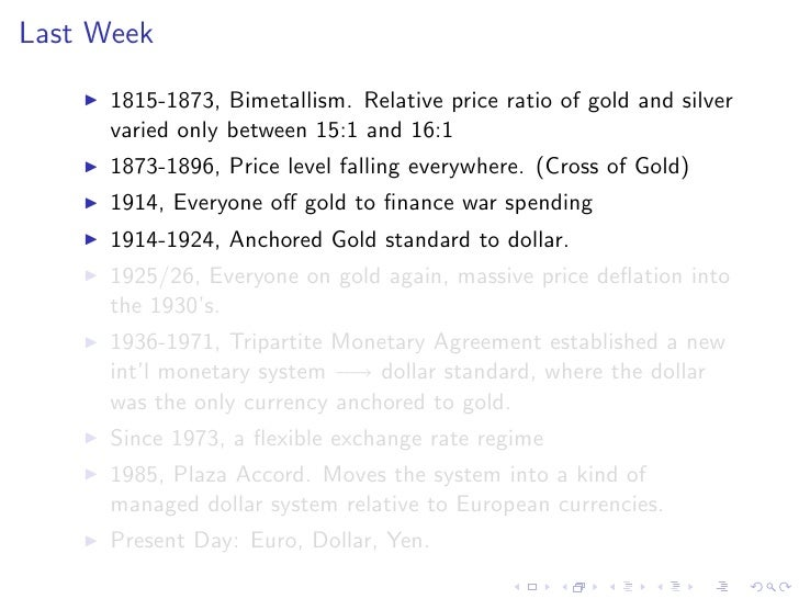International Monetary Economics Ec6012 Lecture 2 Islm And Beyond