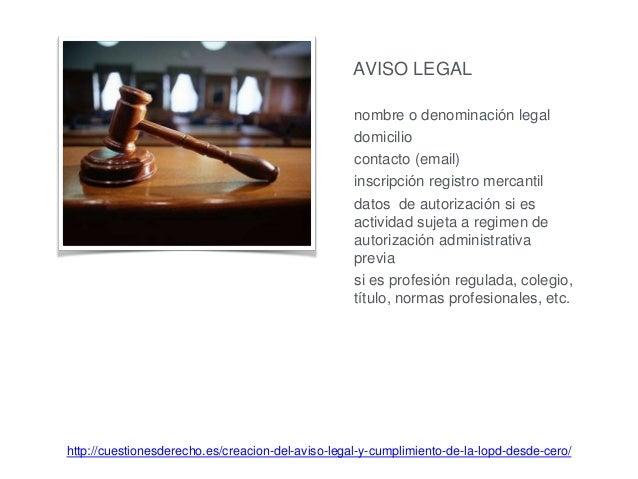 Ec7.aspectos legales ppt Slide 2