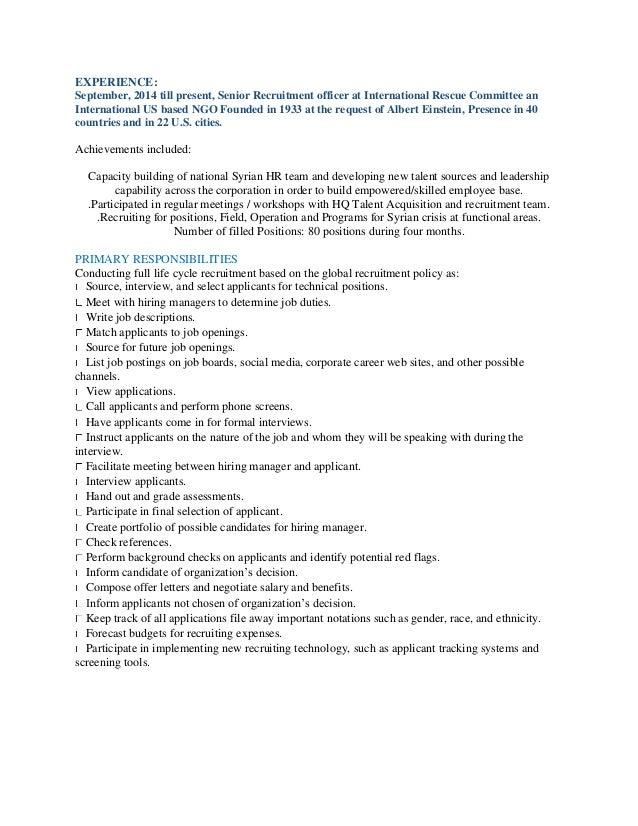 sundus mahdawi resume