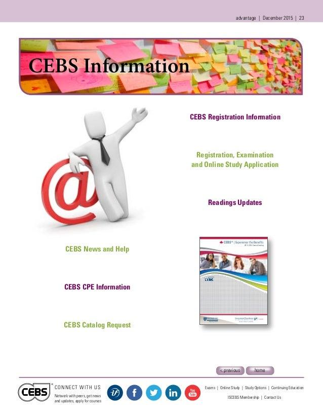 cebs coursework