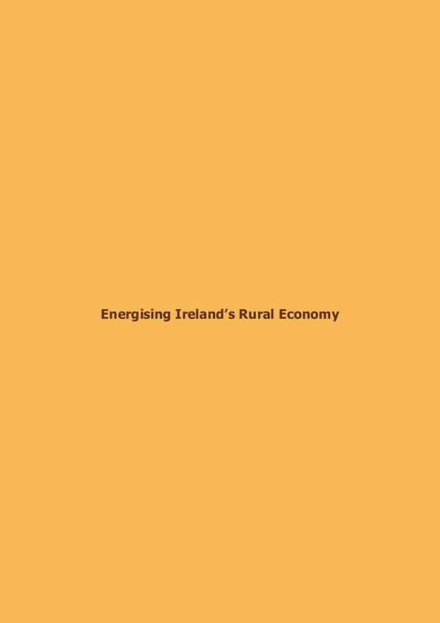 Energising Ireland's Rural Economy