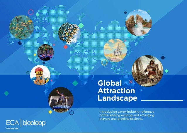 Global Attraction Landscape Introducing a new industry reference of the leading existing and emerging players and pipeline...
