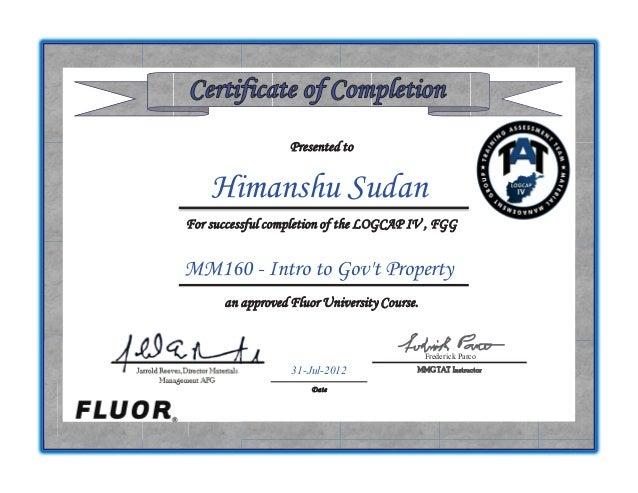 Himanshu Sudan_MM160_TAT Certificate of Completion