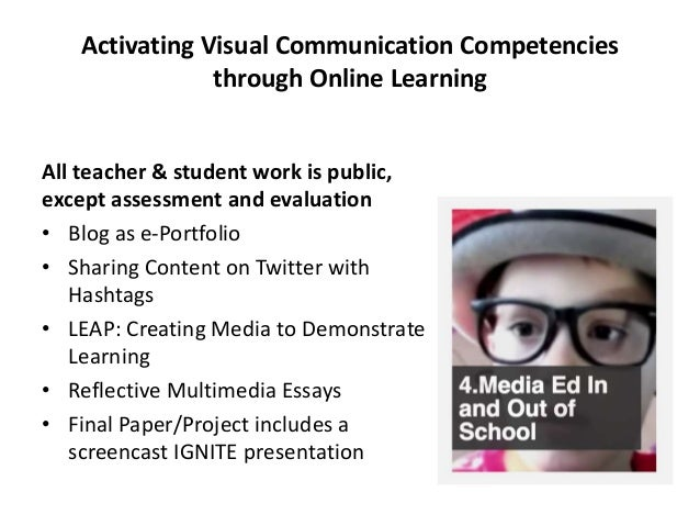 r evolutionizing our approach to visual communication 4 activating visual communication competencies
