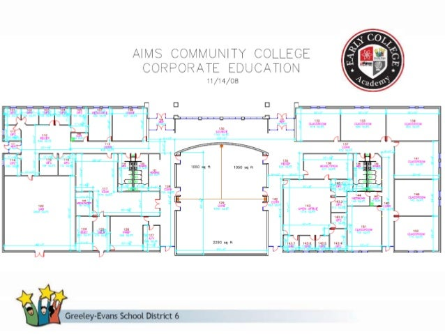 Challenge 3: Physical Education Dedicated Space Proposed Solution: • The ECHS and Aims Community College are collaborating...
