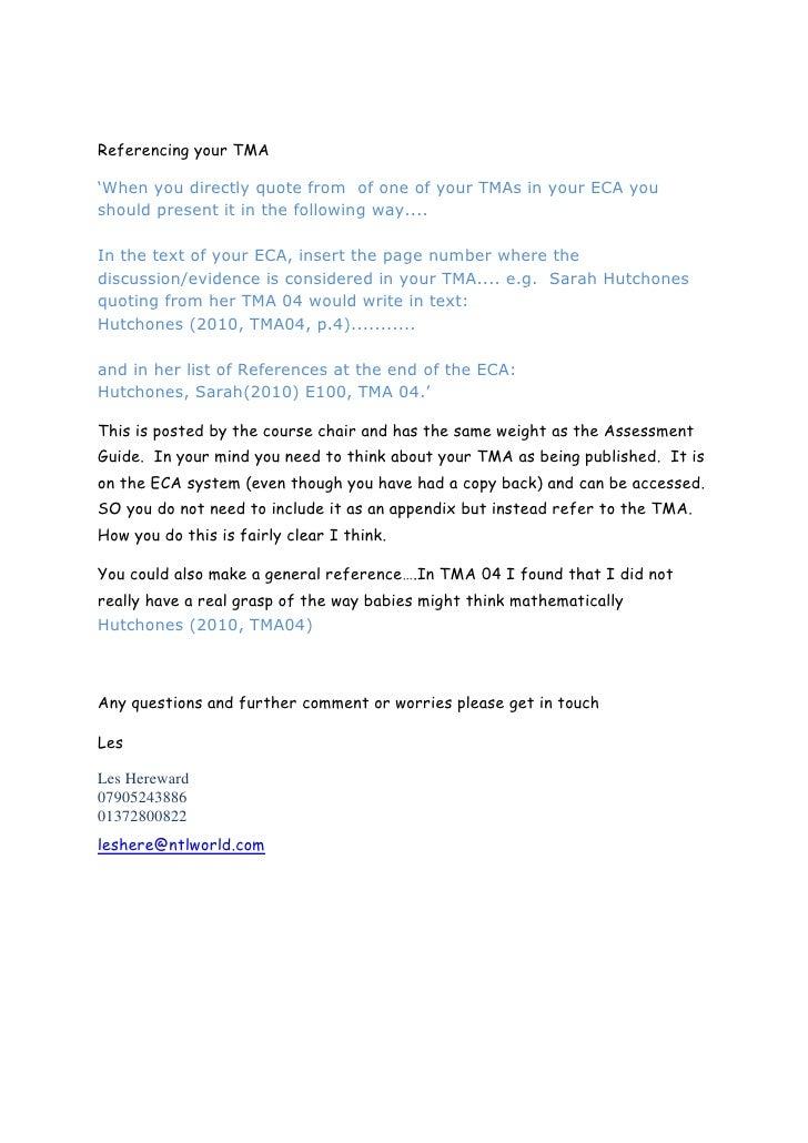 e100 tma04 Corn pone opinions summary essay on america waagerechter wurf beispiel essay proper header for college essay e100 tma 04 essay writer gpa explanation essay undertale mettaton essay gutom at malnutrisyon essay about myself gesetz der einfachen gestalt beispiel essay supremacy of eu law essay planner top ten.