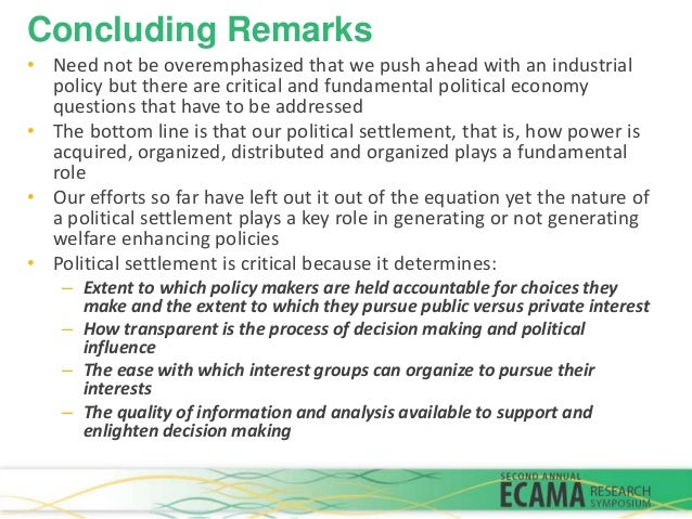 essays on the political economy of industrial policy Udc 33 eissn 2217-9232 www ekfakkgacrs book review important role of the industrial policy in the economic political economy of capabilities accumulation.