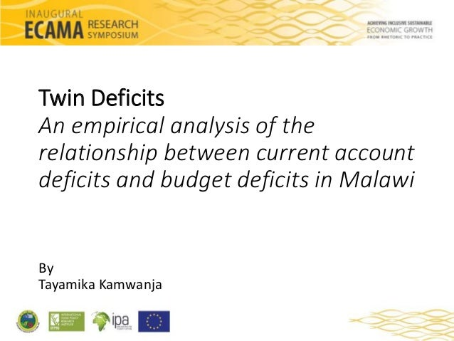 relationship between australia's budget deficit and Journal of emerging trends in economics and management sciences (jetems) 5(5):449-456 (issn: 2141-7016) 451 in terms of the relationship between budget deficits.