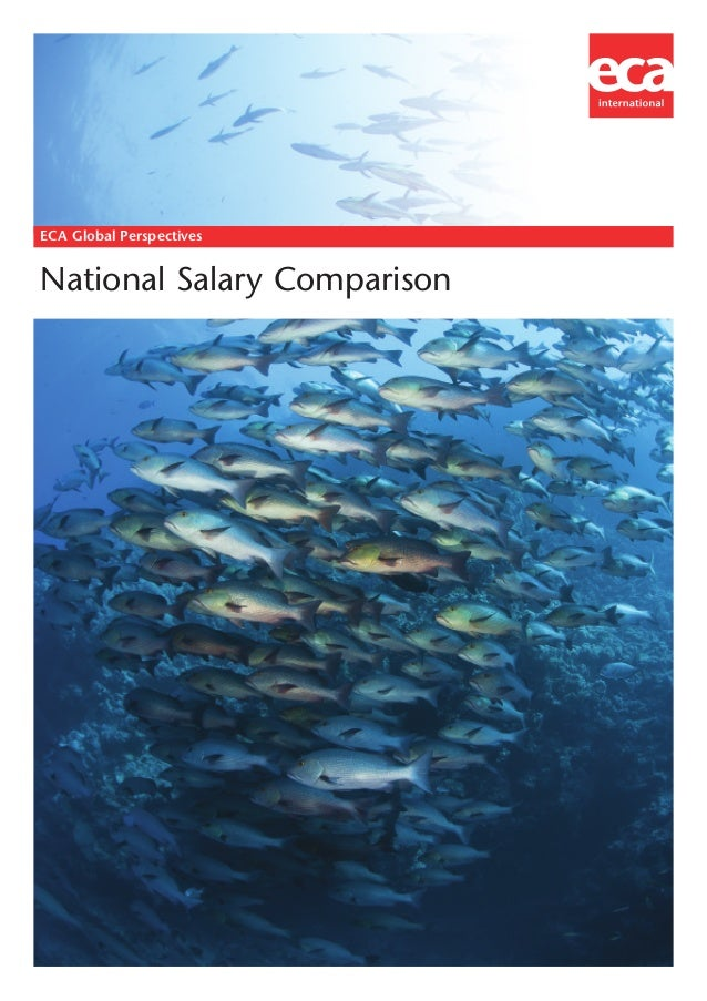 National Salary ComparisonECA Global Perspectives