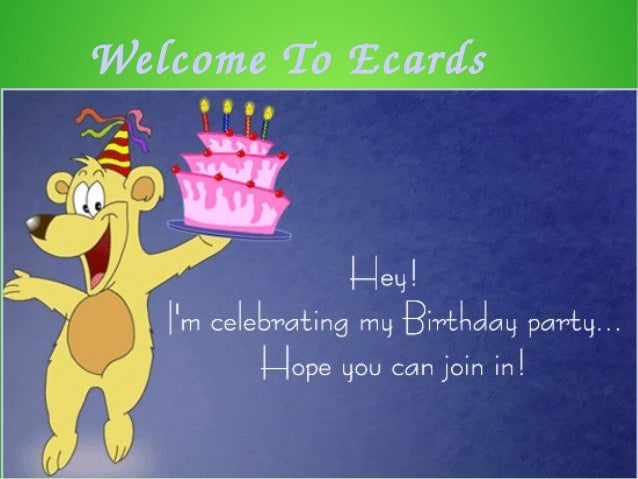 Funny Birthday Ecards Free
