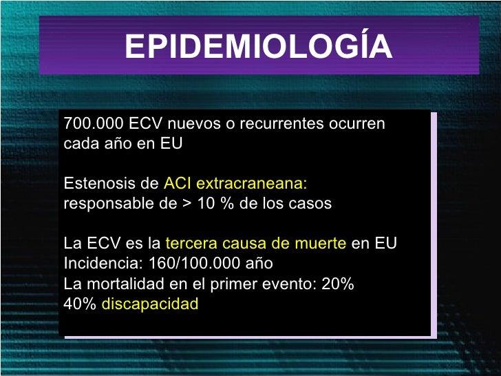 enfermedad carotidea Slide 2