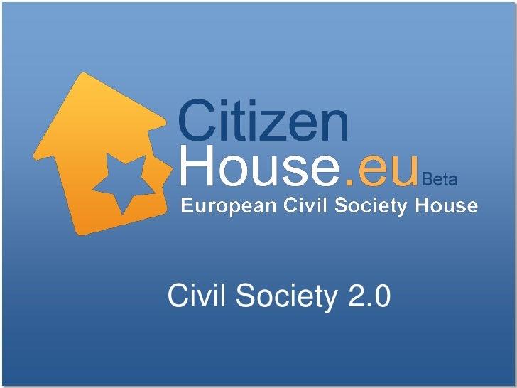 Civil Society 2.0<br />