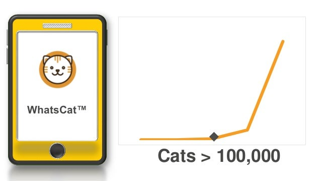 Cats > 100,000 WhatsCat™