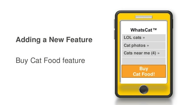 Adding a New Feature Buy Cat Food feature WhatsCat™ LOL cats » Cat photos » Cats near me (4) » Buy Cat Food!