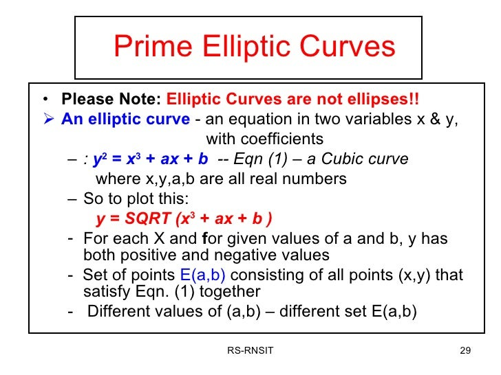 an introduction to elliptic curve cryptography ecc The paper describes the basic idea of elliptic curve cryptography(ecc) and its implementation through co-ordinate geometry for data encryption elliptic curve.