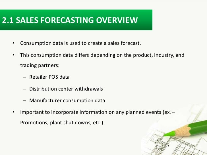 pos forecasting Sales forecasting is a crucial part of the financial planning of a retail business, essentially is the process of estimating future business's sales.