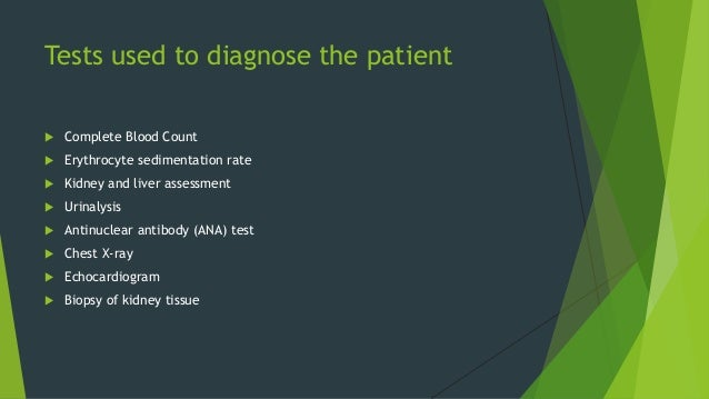 lupus case study Lupus nephritis usually develops within five years of a systemic lupus erythematosus (sle) diagnosis a case study of three patients shows it may be delayed 15 years or more after.