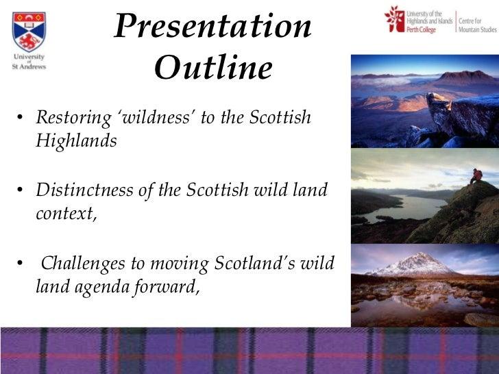 The Return of the Wild: rewilding Scotland Slide 2