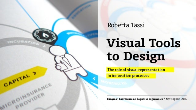 The role of visual representation in innovation processes Visual Tools 