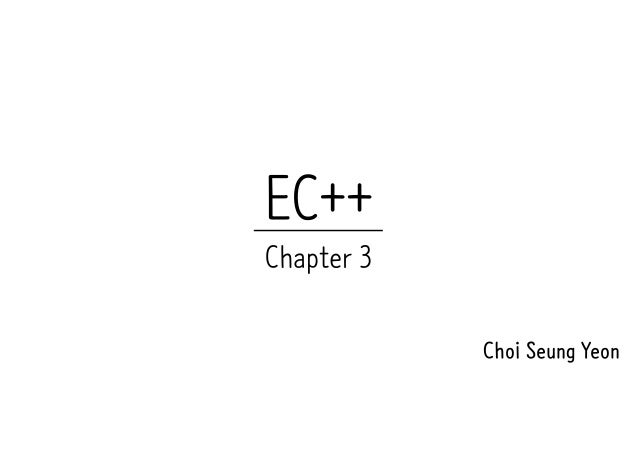Choi Seung Yeon Chapter 3