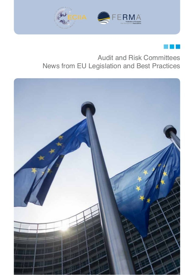 Audit and Risk Committees  News from EU Legislation and Best Practices