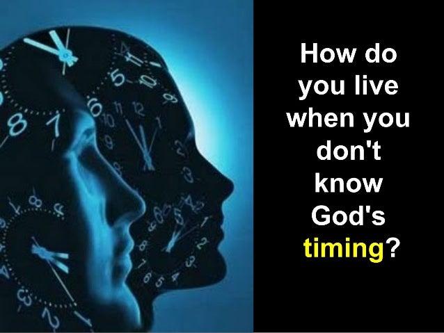 In His Time (Ecclesiastes 3:1-15)
