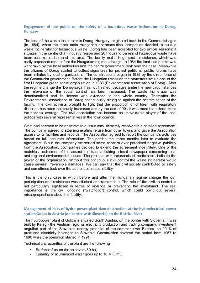 ECCSSafe methodological framework