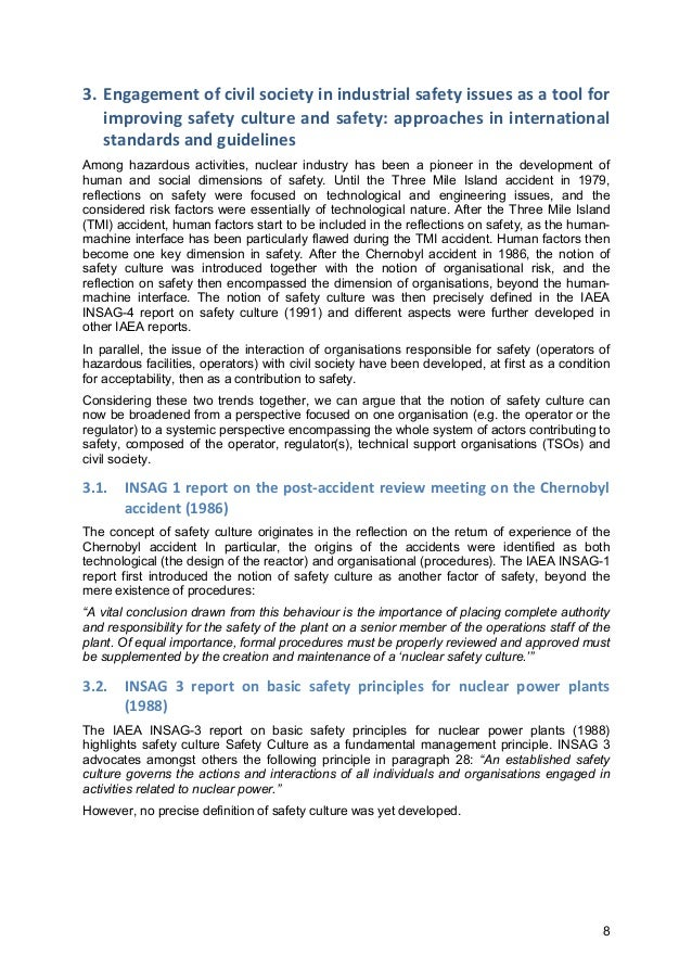 8 3. Engagement  of  civil  society  in  industrial  safety  issues  as  a  tool  for   improving...
