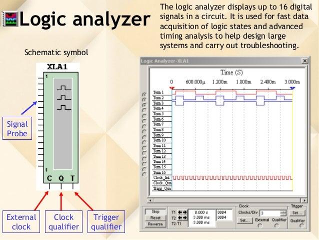 logic analyzer schematic