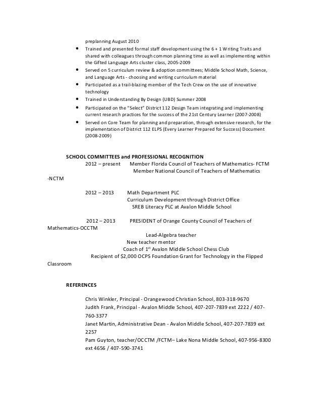 pre k teacher resume sample reentrycorps